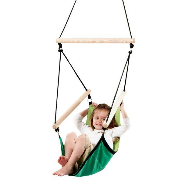 'Swinger' Green Poltrona sospesa per bambini