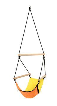 Swinger Yellow Poltrona sospesa per bambini