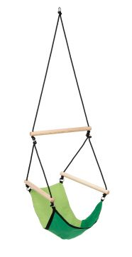 Swinger Green Poltrona sospesa per bambini