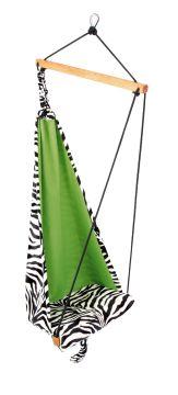 Hang Mini Zebra Poltrona sospesa per bambini