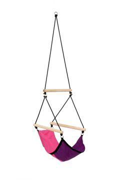 Swinger Pink Poltrona sospesa per bambini