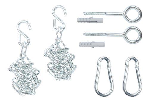 Complete Metal Attacchi per amaca