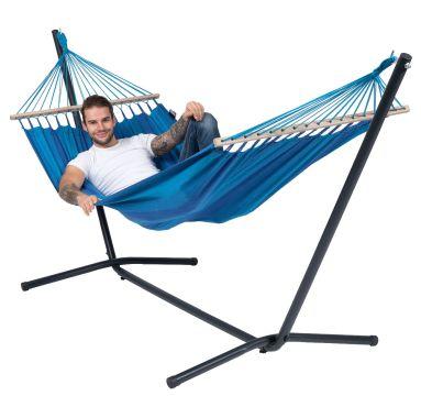 Easy & Relax Blue Amaca 1 posto con supporto