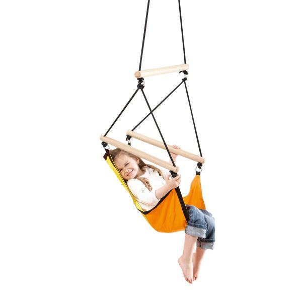 'Swinger' Yellow Poltrona sospesa per bambini