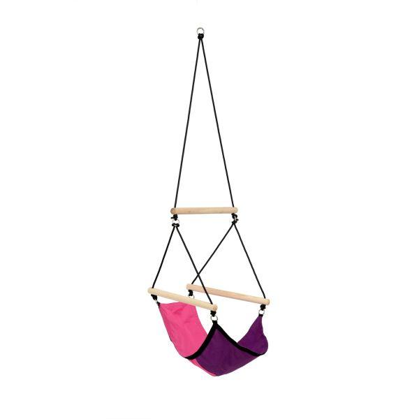 'Swinger' Pink Poltrona sospesa per bambini