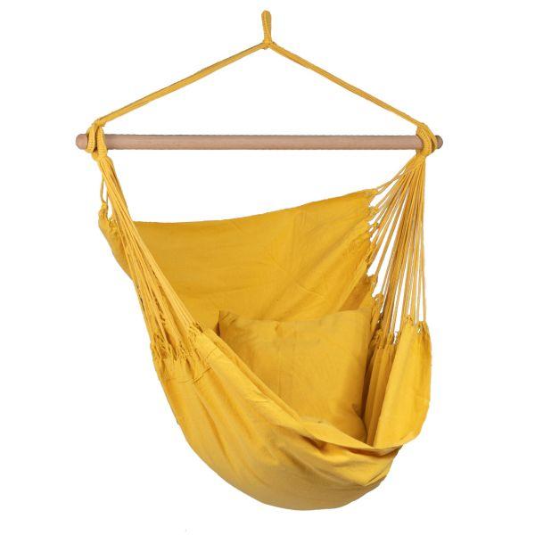 'Organic' Yellow Poltrona sospesa 1 posto